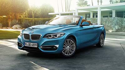 BMW2ガブリオレ