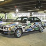 Esther Mahlangu BMW 525i, 1991