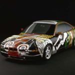 David Hockney BMW 850 CSi, 1995