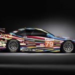 Jeff Koons BMW M3GT2, 2010